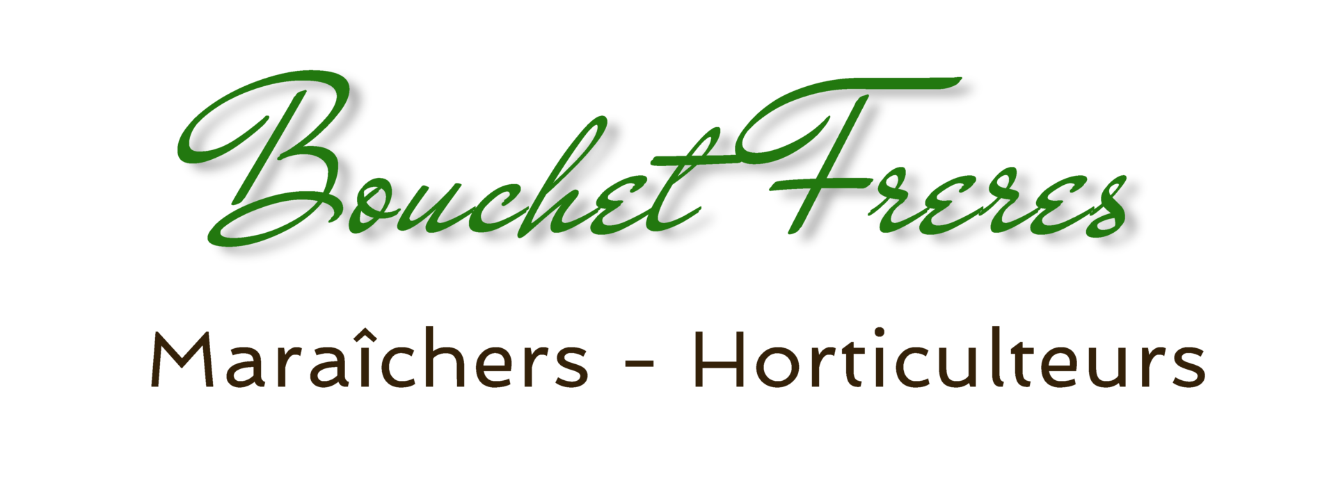 Bouchet Frères, maraicher, horticulteur, producteur local, producteurs locaux, Cruseilles, Client Marwee, Haute Savoie, communication digitale et sites web sur Cruseilles
